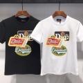 半袖Tシャツ 2019年春夏コレクションに見る 2色可選 セレブも夢中ブランド新作 ディースクエアード 春夏トレンド先取り DSQUARED2