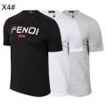3色可選 注目ブランドは2019最新 半袖Tシャツ  最新シーズンがやってきた フェンディ最新ブランド新品が熱い FENDI 昨年も人気のアイテム新品