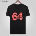 今年のトレンドを先取り  半袖Tシャツ  SSコレクション注目ブランド 3色可選 ディースクエアード オシャレスタイルは今季も DSQUARED2
