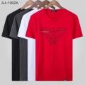 多色可選 2019年トレンド情報  アルマーニ シンプルなデザイン ARMANI 春夏欠かせない定番アイテム 半袖Tシャツ 今すぐ買えちゃう!新着
