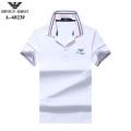 半袖Tシャツ カジュアルに着こなし アルマーニ ARMANI カジュアルもある絶妙な雰囲気 多色可選 19年春夏アイテム安い