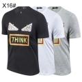 フェンディ FENDI SSコレクション注目ブランド 半袖Tシャツ オシャレスタイルは今季も 2色可選 2019トレンドファション 夏の涼しい人気新作