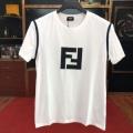 着回し力抜群大人気 フェンディ FENDI 着心地のいいサイズ感 半袖Tシャツ 2019SSのトレンド主役級 3色可選 注目ブランドスタイル良く見せ