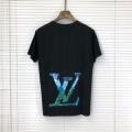 2019春夏の必須アイテム  Tシャツ/半袖  2色可選 ルイ ヴィトントレン LOUIS VUITTON  オシャレスタイルは今季も