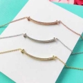 2019トレンド感満載なアイテム ティファニー Tiffany&Co ネックレス 3色可選 期間限定、お得に買うべき