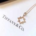 クラシックな雰囲気のトップス ティファニー Tiffany&Co ネックレス 流行スタイル2019春夏新作