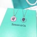 2019春夏の流行をチェック この夏最高に人気ブランド ティファニー Tiffany&Co ネックレス 2色可選