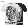 2色可選フィリッププレインTシャツ/半袖 VIP 先行セール2019年夏 2019人気お買い得アイテム PHILIPP PLEIN
