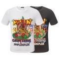 PHILIPP PLEIN Tシャツ/半袖  2019SS人気ブランド新作アイテム  2色可選フィリッププレイン発売極限状態!