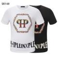 2019年春夏コレクションに見る PHILIPP PLEIN フィリッププレイン Tシャツ/半袖  2色可選