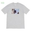 2019秋断然ブランド推し シンプルながらも個性のあるコーデ Supreme 19FW Banner Tee  3色可選  Tシャツ/半袖