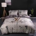 2019秋冬の必需品 冬のコーデも上品なイメージにしてくれる ルイ ヴィトン LOUIS VUITTON 寝具4点セット
