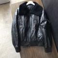 フェイクファー製のコート2019秋冬におすすめ着こなし 秋から大活躍 Off-White オフホワイト
