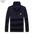 ヴェルサーチ VERSACE 長袖Tシャツ 3色可選 2019秋冬の必需品 秋冬らしい落ち着いた雰囲気も演出