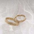 秋冬コーデに合わせやすい  リング/指輪 ティファニー 秋冬コーデの大本命 Tiffany&Co 3色可選秋冬ファッションをおしゃれに着こなし