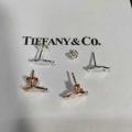 2色可選 秋冬にぴったりトレンドな着こなし  ティファニー Tiffany&Co 冬ファッションと相性抜群 ピアス 秋冬着こなしも上品に演出