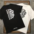 クロムハーツ CHROME HEARTS 2色可選 ビジネスシーンに大活躍 半袖Tシャツ ふんわりスタイルが最適
