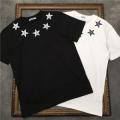 スタイルをすっきりにする  2色可選 CHROME HEARTS デイリーに使える 半袖Tシャツ クロムハーツ