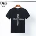 2色可選 着こなしの幅が広がる  半袖Tシャツ 2020年の春夏はこれ! ドルチェ&ガッバーナ Dolce&Gabbana