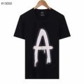 アルマーニ 3色可選 1オフィスにも着まわしOK ARMANIお洒落さんで人気急上昇中  半袖Tシャツ