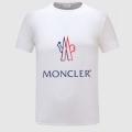 春夏の着こなしにぴったり 半袖Tシャツ 多色可選 涼しげで季節感たっぷり モンクレール  MONCLER