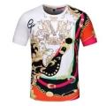 コーデに新しさが混在する ヴェルサーチ VERSACEシックスタイリングに挑戦 半袖Tシャツ