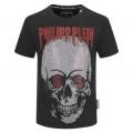 フィリッププレイン 2色可選 デザイン性に心が踊る PHILIPP PLEIN トレンドコーデを格上げ 半袖Tシャツ