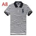 人気急上昇中Polo Ralph Laurenポロ ラルフローレン偽物ストライプメンズビジネス用ポロトップスTシャツ