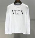 2019春夏に人気のトレンド新作 ヴァレンティノ VALENTINO 長袖Tシャツ 2色可選 今シーズンは特に人気