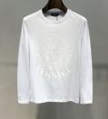 ヴェルサーチ VERSACE 長袖Tシャツ 2色可選 2019春夏の流行をチェック 夏のマストブランド新作