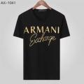 多色可選 トレンドを取り入れておしゃれの アルマーニ 2019ss先どりトレンド ARMANI ファッションに新しい色 半袖Tシャツ 新作モデル