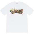 爽やかなコーデにぴったり  多色可選 半袖Tシャツ 通勤向けのコーデにもシュプリーム SUPREME